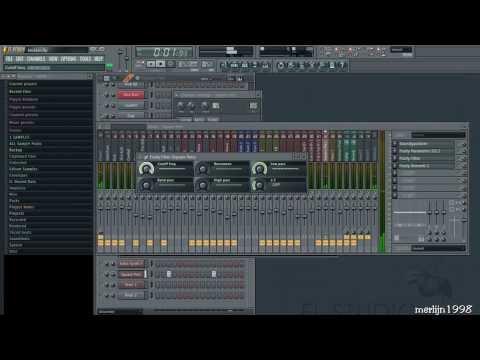 Avicii vs Nicky Romero - I Could Be The One (Nicktim) [FL Studio Remake]