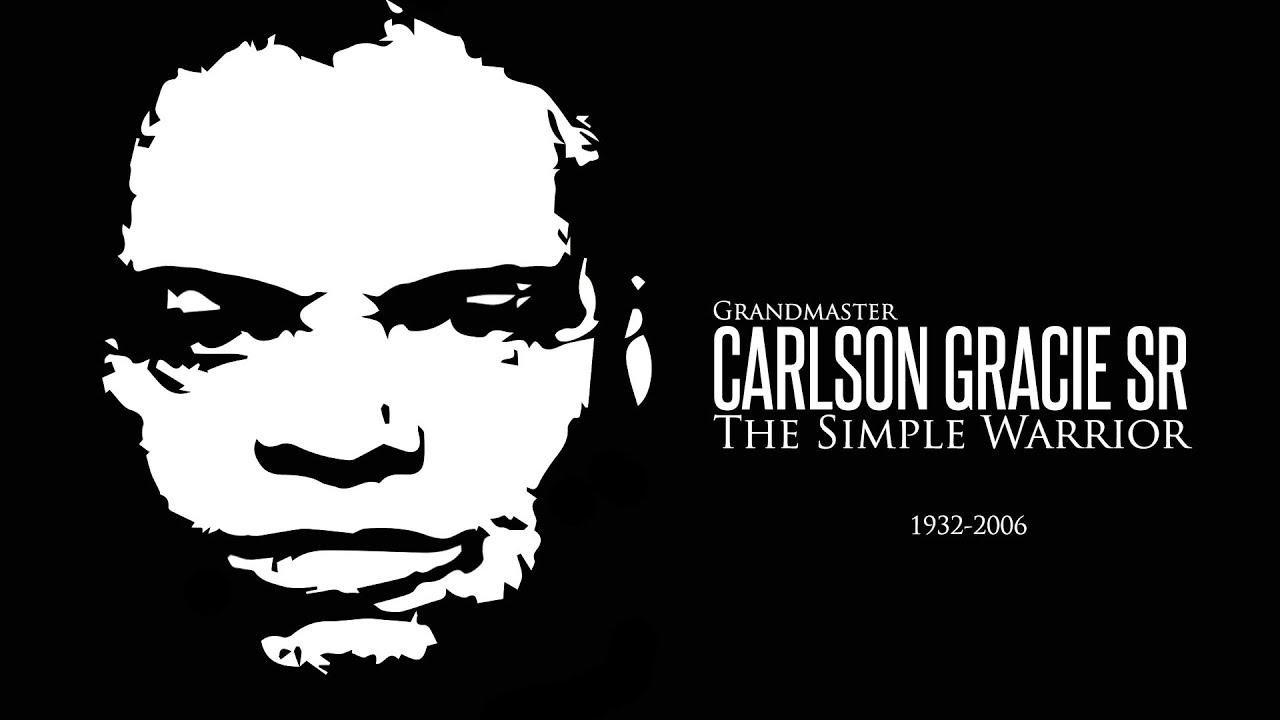Carlson Gracie Sr: The Simple Warrior (Part 1) - YouTube
