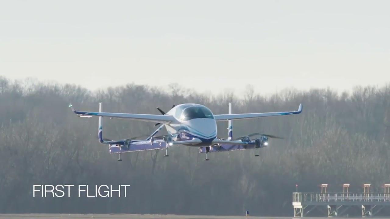 בואינג מטוס נוסעים ללא טייס