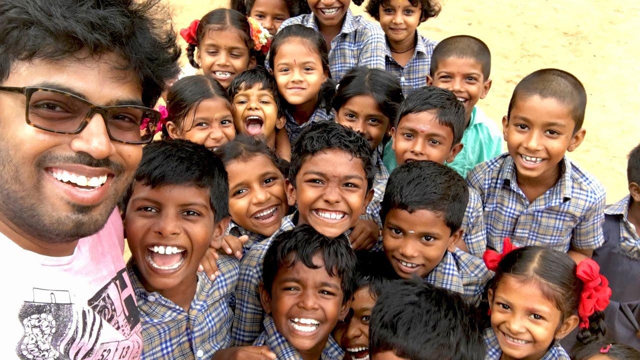 My Little Friends From Pichampatti Primary School 😍😍