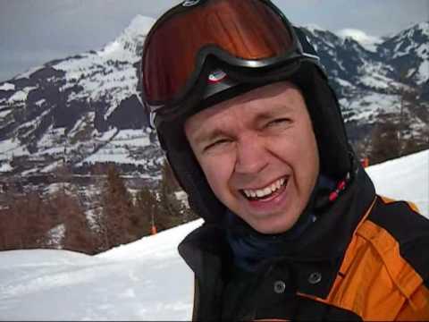 Kitzbühel (Amazing Skiing in the Austrian Alps)