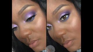 Purple & Nude Thumbnail