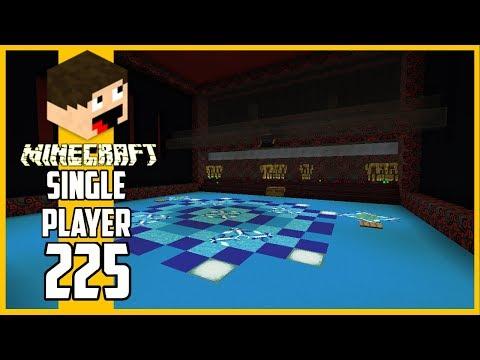 Luis joga Minecraft - Sala dos Blazes - Ep.225