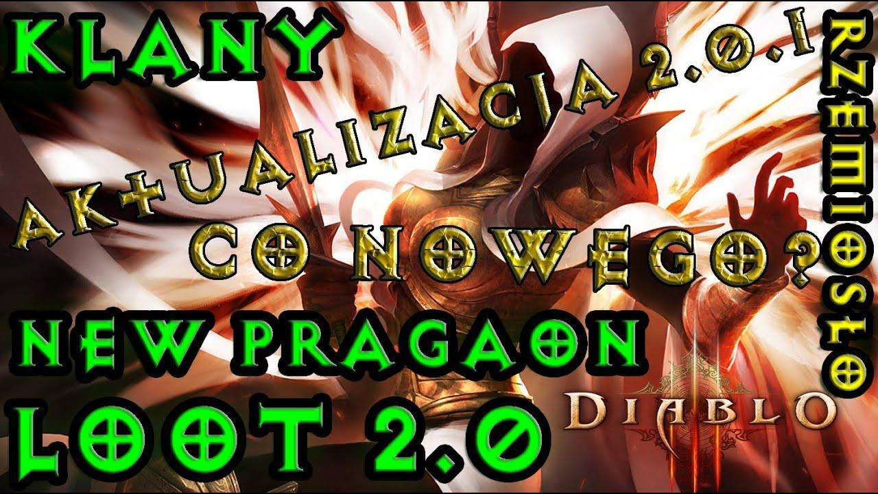 Co nowego w Diablo 3 od ROS do patcha 241 czII/II
