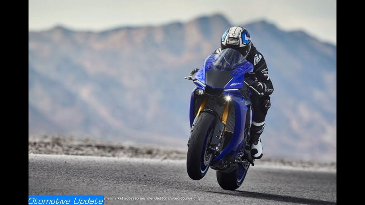 2019 Yamaha Yzf R1 - Compat And Ready To Race