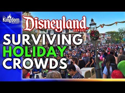 Handling Holiday Crowds At Disneyland | Disneyland Resort