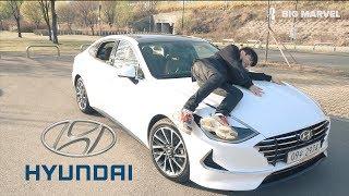 BLACKPINK - 'Kill This Love' Car Cover ( Hyundai sonata X Big Marvel )