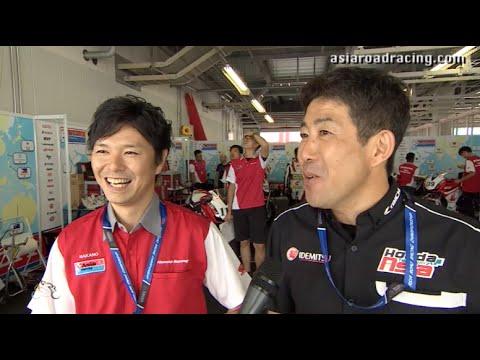ARRC Exclusive: Tadayuki Okada and Shinya Nakano interview