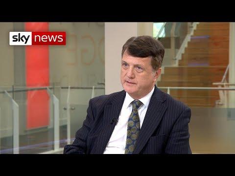 UKIP Leader Gerard Batten Dismisses Low Polling Figures