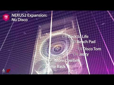 refx.com Nexus² - Nu Disco XP
