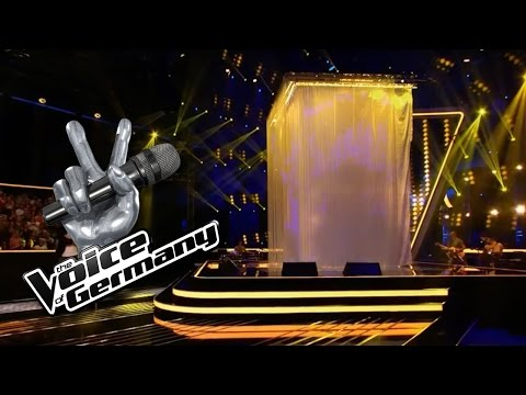 LMFAO  Sexy And I Know It  Maja Endres   The Voice of Germany 2016  Auditi