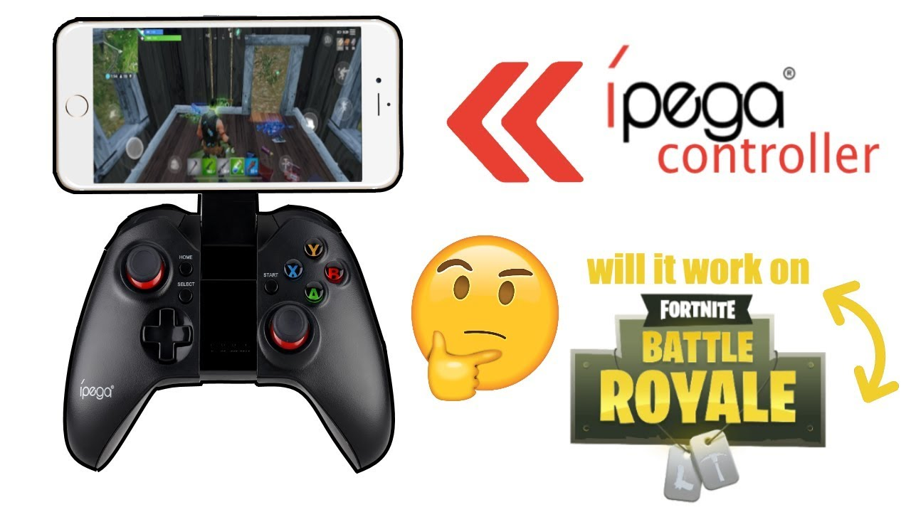 controller for fortnite ios