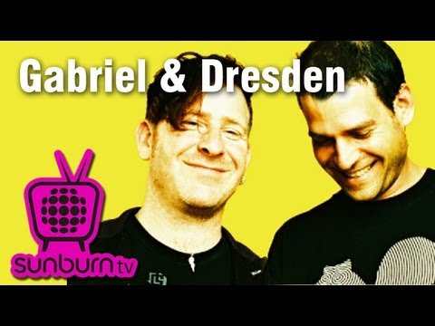 Gabriel & Dresden @ Sunburn Goa 2011 (Full Set)