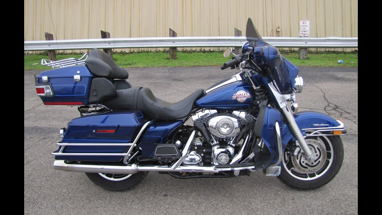 2007 Harley Davidson FLHTCU Ultra Classic #1270 $10600 ...