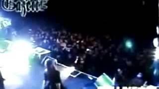 [Fancam] the GazettE - Nov.15.2008 - Shinjuku Station Square secret live