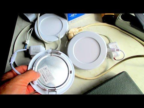 Продажа диодных светильников потолочных в Ростове на Дону