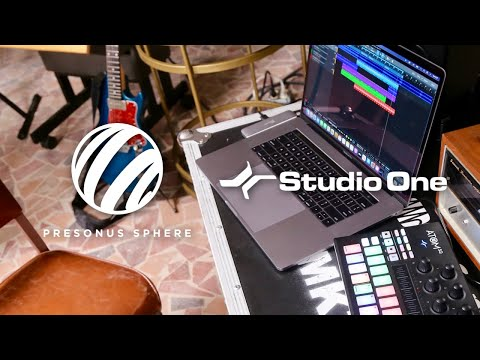 PreSonus Sphere—Create. Compose. Collab. Connect.