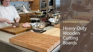 Equipment Review: The Best Heavy Duty Cutting Boards