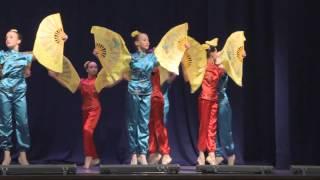 Международный фестиваль-конкурс Бегущая по волнам, Москва (декабрь 2014) ч. 12