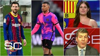 CHAMPIONS LEAGUE: PSG, peligroso aún sin Neymar y Di Maria. ¿Cómo frenan a Mbappé? | Sportscenter