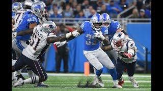 Detroit Lions Film Session || Kerryon Johnson vs New England Patriots