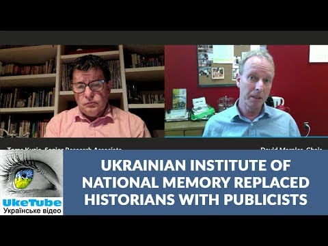 Ukrainian Institute of National Remembrance: Pathetic, misleading a disgrace to history