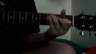 "How to play ""You Make it Real"" by James Morrison on guitar."
