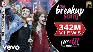 The Breakup Song Full Video - ADHM|...