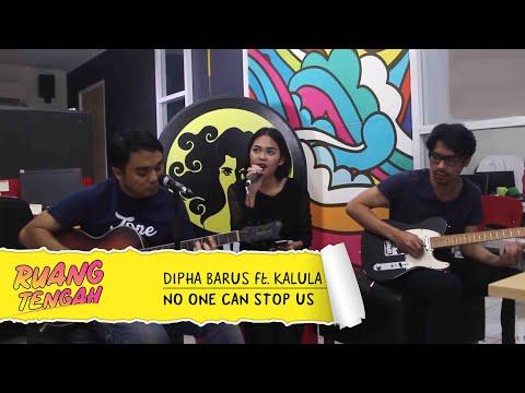 DIPHA BARUS ft. KALLULA - No One Can Stop US (LIVE) at Prambors