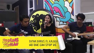 DIPHA BARUS ft. KALLULA - No One Can Stop US (LIVE) at Prambors