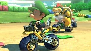 Mario Kart Series - All Banana Cup Courses (All Mario Kart Games)