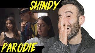 die Shindy - Dodi PARODIE !!!   MEINE REAKTION