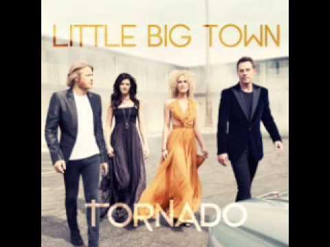 Little Big Town - Tornado (Audio)