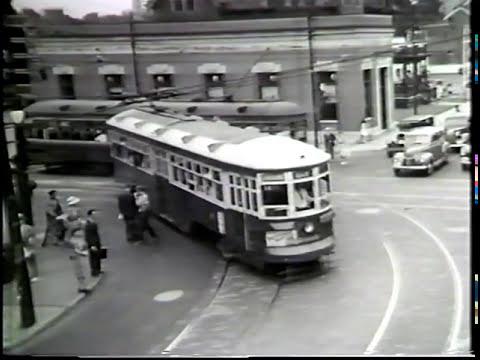 Toronto Street Cars History Documentary