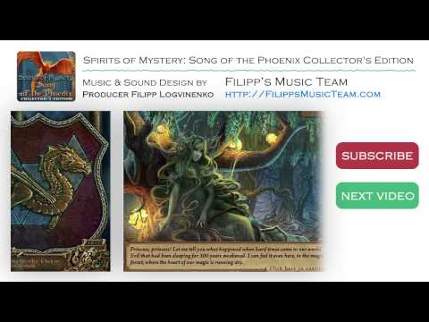 Spirits of Mystery Song of the Phoenix Collector's Edition (Music Portflio of Filipp's Music Team)