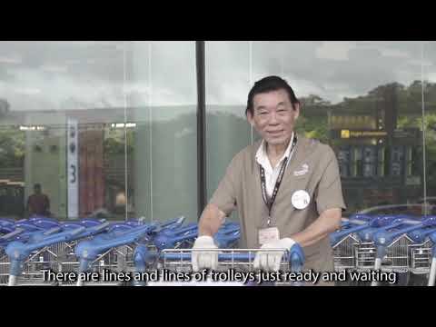 Smarte Carte Asia Pacific Inter Airport Expo Singapore 2019