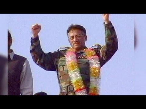 """طالبان: """"در صورت بازگشت پرویز مشرف او را به جهنم..."""