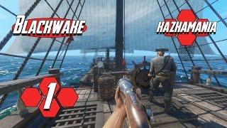 Blackwake   #1 Découverte d'un jeu de pirate en ligne [FR/HD/60fps]