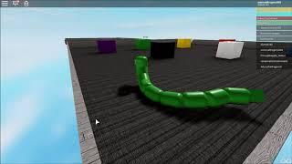 ROBLOX Gameplay Snake simulator