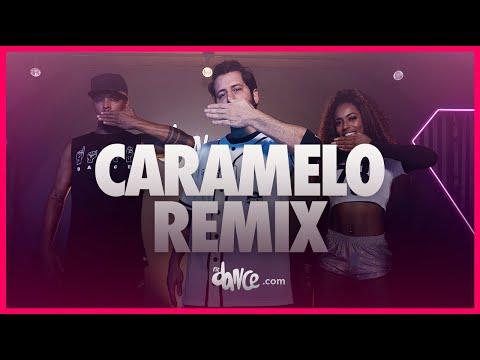 Caramelo Remix – Ozuna x Karol G x Myke Towers | FitDance (Coreografia) | Dance Video