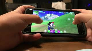 Buying the Brite Bomber skin (Fortnite Battle Royale) (Mobile)