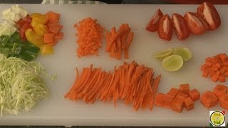 Cuts of Vegetables- By Vahchef @ vahrehvah.com thumbnail