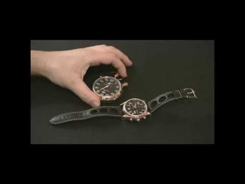 Frederique Constant Healey Chronograph Automatic Watch Review - Ablogtoread.com