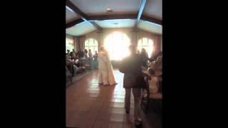 Mr. & Mrs. Wismar ~ First Dance