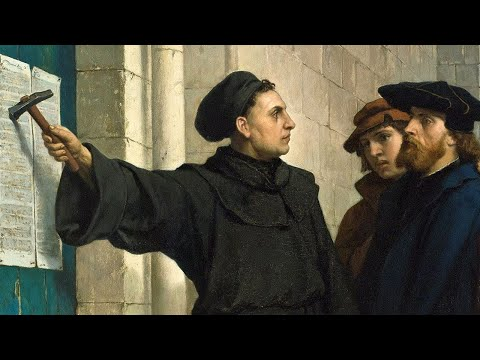 What you don't know about Martin Luther !