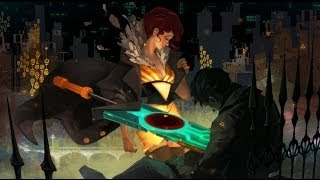 Transistor - Playing The Final Build With Greg Kasavin - The Lobby