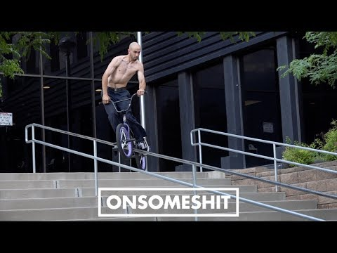 """BMX - ONSOMESHIT Ethan Corriere """"Behind The Smoke"""""""