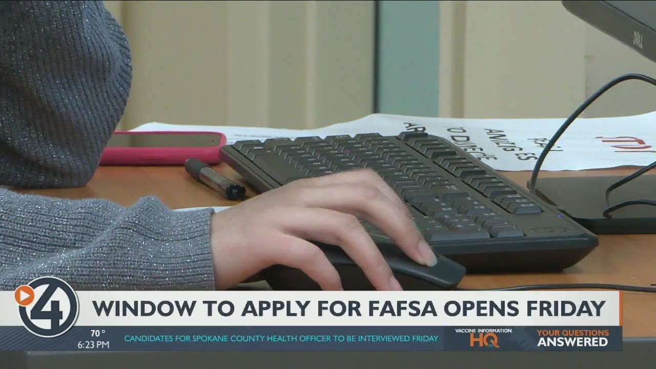 FAFSA applications are open, with some big changes