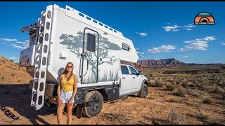 Solo Female In 4x4 Adveฑture Rig Finds Freedom And Adventure On The Road