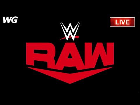 Monday Night Raw Stream